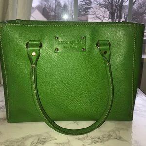 Kelly Green Kate Spade Handbag